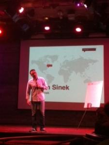 Simon Sinek Creative Mornings