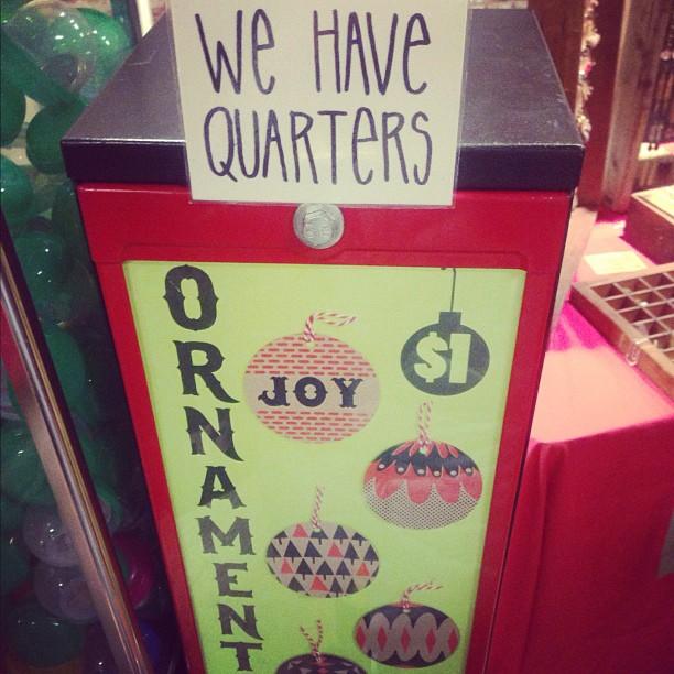 Holiday Shopping NYC Christmas 2012 #ChristmasInNY Bust Craftacular