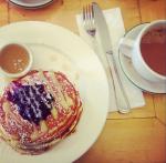 Pancake Month Clinton Street Bakery NYC