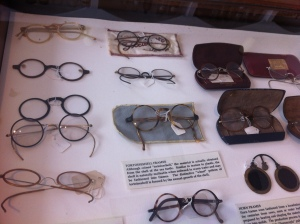 New Orleans Pharmacy Museum Vintage Eyewear