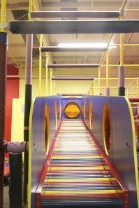 Discovery Zone Slide