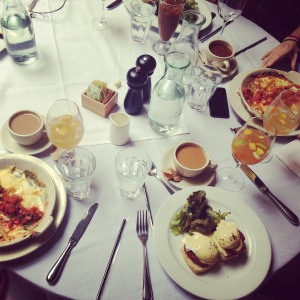 Women Who Brunch August Event at Five Points