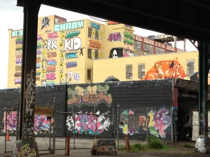 5 Pointz, Queens, LIC, graffiti, nyc