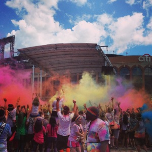 color run queens 2014